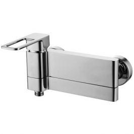 смеситель д/ванны IDDIS Slide кор. излив хром