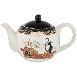 чайник AGNESS Грация 900мл керамика