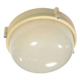 светильник д/сауны ЭЛЕТЕХ Терма 60Вт IP65 круг пластик бежевый