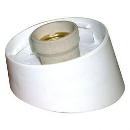 основание для светильника без стекла ЭЛЕТЕХ НББ 64-60 корпус наклонный белый