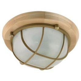 светильник д/сауны ЭЛЕТЕХ Терма 60Вт IP65 матовый корпус с решеткой деревянный