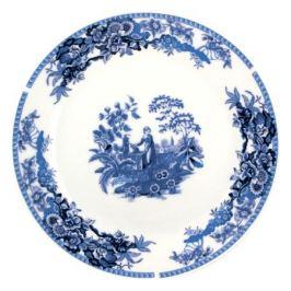 тарелка У колодца 23см обеденная фарфор