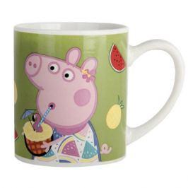 кружка Свинка Пеппа фрукты 220мл керамика