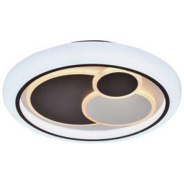светильник светодиодный ESCADA Ксения LED 1х120Вт белый коричневый