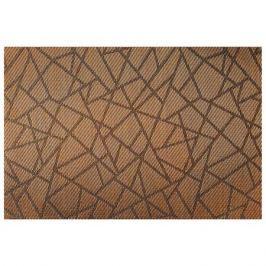 cалфетка сервировочная 30х45см коричневая, арт.FH92014