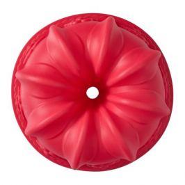 форма д/выпечки WALMER Delicious 22см силикон красный