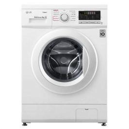 машина стиральная LG F1096SDS0 4кг/1000об/36см бел.