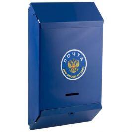 ящик почтовый П/я 310х210х50мм синий