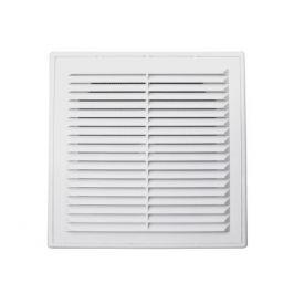 решетка вентиляционная 183х253 вытяжная АБС бел.