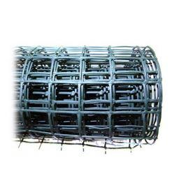 решетка садовая Corolla 42х42мм 0,5х5м пластик