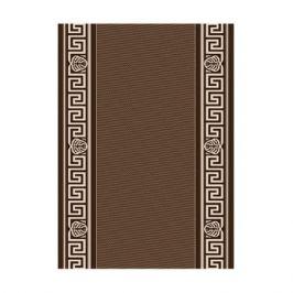 дорожка ковровая Naturalle 900/91 1м темно-коричневая