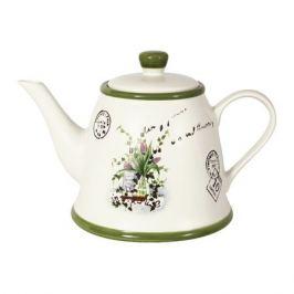 чайник LF CERAMIC Букет 1л керамика