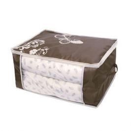 чехол сумка HAUSMANN, 60x45x30 см, полиэстер, коричневый, с ручкой