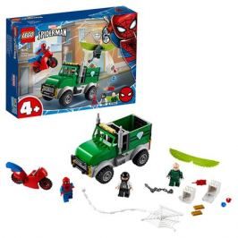 Конструктор LEGO Super Heroes 76147 Ограбление Стервятника