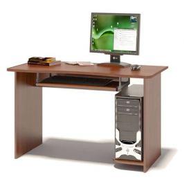 Компьютерный стол «Сокол» КСТ-04.1, испанский орех