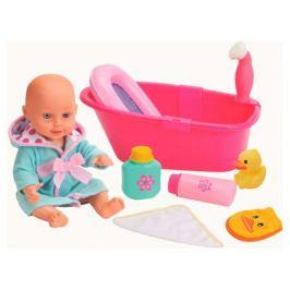Пупс «Мальчик в ванной» ONE TWO FUN