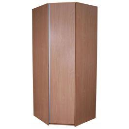 Угловой шкаф «Премиум», 60х45х240 см, бук