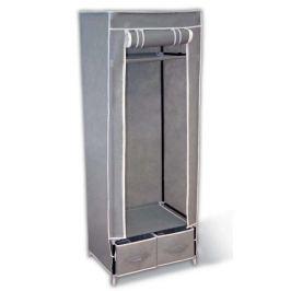 Вешалка-гардероб с чехлом 2018, серый