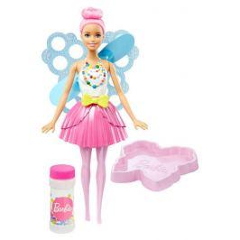 Кукла «Фея с волшебными пузырьками» Barbie, DVM95
