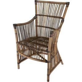 Кресло плетеное, 59х49х98 см