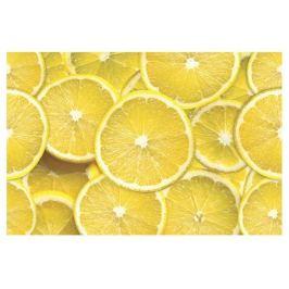 Кухонный фартук «Лимоны», 90х60х0.6 см