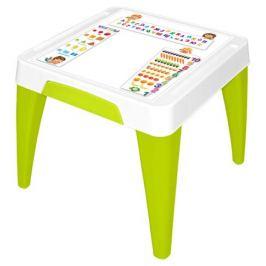 Детский стол «Обучайка», салатовый