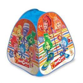 Детская игровая палатка Фиксики