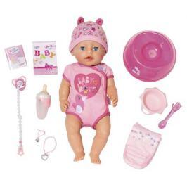 Кукла Интерактивная Baby Born 43 см 825-938