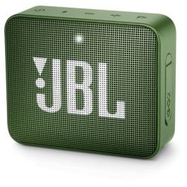 Портативная акустика JBL Go 2, зеленый