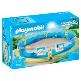 Playmobil 9063 Family Fun Плеймобил Приложение Аквариум