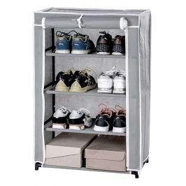 Шкаф чехловой для обуви, 4 полки 60х30х70 см