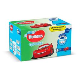 Трусики Huggies 4 для мальчиков (9-14кг), 104 шт.