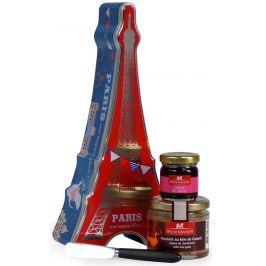 Подарочный набор «Эйфелева башня» Ducs de Gascogne, 324 г