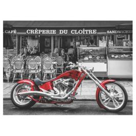 Пазл Красный мотоцикл Anatolian 1000 деталей