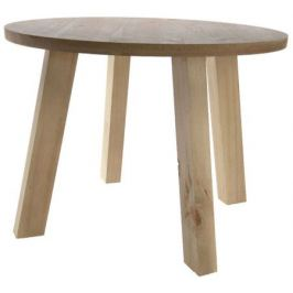 Стол круглый, дерево