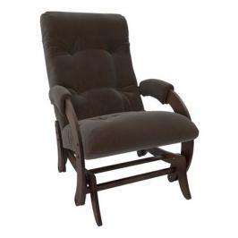 Кресло-глайдер Модель 68, орех/BROWN