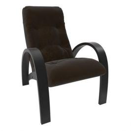 Кресло для отдыха Модель S7, венге/wenge