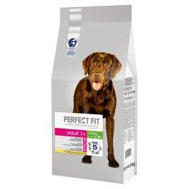 Сухой корм Perfect Fit для взрослых больших собак, с курицей, 14.5 кг