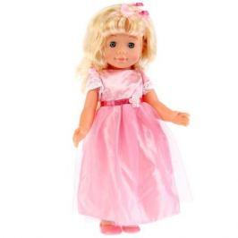Кукла Анна 40см с аксессуарами Карапуз