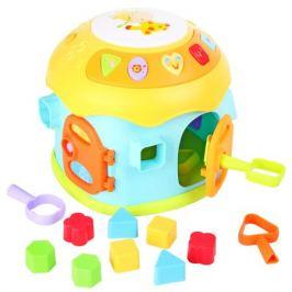 Развивающая игрушка Домик - сортер Ути-пути