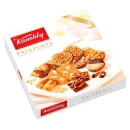 Печенье Kambly Printemps сахарное ассорти, 350 г