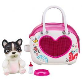 Cквиши-щенок в переноске OMG Pets!