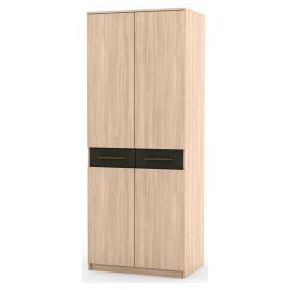 Шкаф для одежды «Мокко», 80х52х202, см