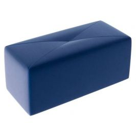 Пуф Тип 7, велюр синий