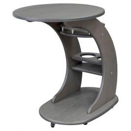 Придиванный столик «Люкс», серый ясень