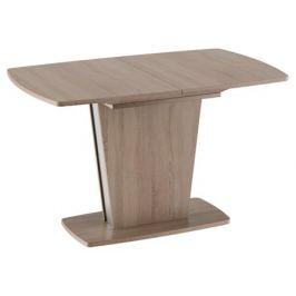 Стол обеденный раскладной «Ливерпуль» Тип 2, дуб сонома трюфель