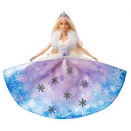Кукла Снежная принцесса Barbie GKH26