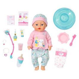 Кукла Интерактивная Чистим зубки Baby Born 43 см 827-086