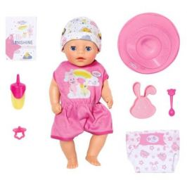 Игрушка Нежное прикосновение Девочка My Little Baby Born 36 см 827-321