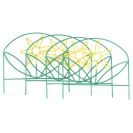 Забор декоративный «Лютик»